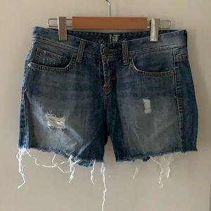 !It Cut-Off Jean Shorts (25)